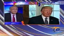 Najam Sethi's Very Funny Comments On Expected Meeting of Nawaz Sharif & Donald Trump