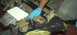 Ecuador and Spanish Authorities Seize 5.5 Metric Tons of Cocaine in Massive Drug Bust
