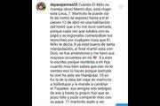 Dayana Jaimes Le Grita 15 Verdades A La Ex Esposa De Martín Elias