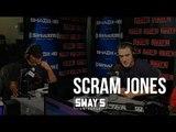 Friday Fire Cypher: Scram Jones Reveals New Rap Project