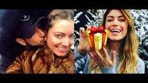 Axel et Leslie Dasc Les Princes de l amour en couple  Elsa dément et parle d un  amour impossible