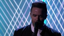 Brian Justin Crum - Singer Delivers Powerful 'Creep' Encore - America's Got Talent 2016-