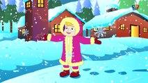 Ici Vient Monsieur Père Noël _ le père noël chanson _ joyeux Noël _ Xmas