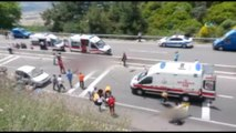 Muğla'da Yolcu Minibüsü Uçuruma Yuvarlandı: Çok Sayıda Ölü ve Yaralı Var