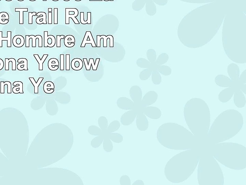 Salomon L39061600 Zapatillas de Trail Running para Hombre Amarillo Corona Yellow  Corona