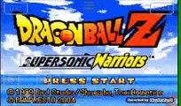 Dragon Ball Z Super Sonic Warriors Cheat Codes Code Breakerss