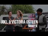 Joel Osteen, Victoria Osteen and Sway Speak on Hope for Our Generation