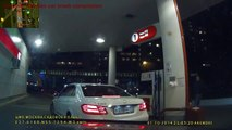Fools sur la station d'essence ✦ Supercar les idiots du conducteur ✦ Driver Idiots Compil