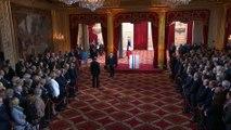 Cérémonie d'investiture d'Emmanuel Macron comme 8e Président de la République
