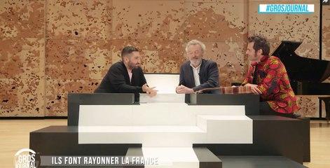 Le Gros Journal avec Alain Passard et Matthieu Chedid, l'intégrale du 16/05 - CANAL+