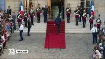 Édouard Philippe : premiers pas en tant que Premier ministre