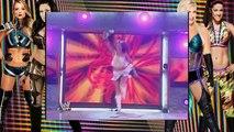 WWE RAW 01-08-2007 Melina & Victoria vs Maria & Mickie + Backstage Segment
