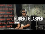 "Robert Glasper on ""Miles Ahead,"" Working W/ The Roots & J Dilla + Plays 5 Fingers of Death on Keys"