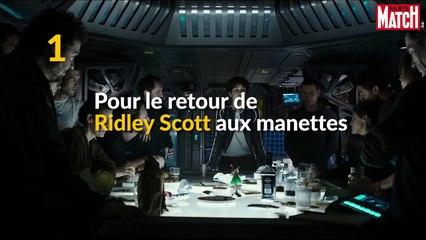 « Alien : Covenant », du thriller horrifique spatial à la saga philosophique