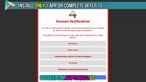 Google Play Redeem Codes - Google Play Store Codes [Use our