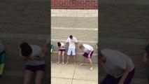 Des étudiants reçoivent du gaz poivre volontairement (Ohio)