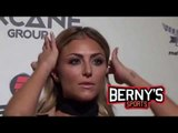 actress cassie Scerbo loves boxing show off moves - EsNews Boxing