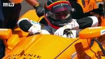 Formule 1 - Fernando Alonso poursuit son apprentissage de l'IndyCar