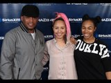 The Jasmine Brand Joins Sway in the Morning for Celebrity Wire