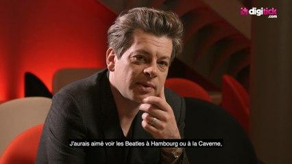 L'interview live de Benjamin Biolay