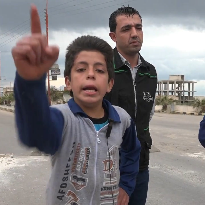 This Syrian kid is pleading for the world's attention [Mic Archives]