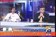 PML N Leader Daniyal Aziz Na PTI Leader Murad Saeed Ko Jooth Bolaty Rangy Hatoon Pakar Lea
