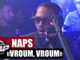 """Naps """"Vroum Vroum"""" en live #PlanèteRap"""