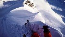 GoPro View Freeskiing Pristine Alaskan Spines  Shades of Winter Between