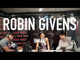 Robin Givens Opens Up About Being Single and Her Type of Guy on Sway in the Morning