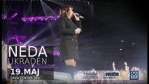 Neda Ukraden - Reklama za koncert (Sava centar 2017)