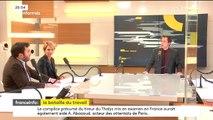 """Vincent Trémolet de Villers (Le Figaro) : """"C'est cette loi travail qui va participer à accélération de la recomposition politique"""""""