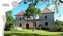 A vendre - Maison/villa - DONDAS (47470) - 8 pièces - 244m²