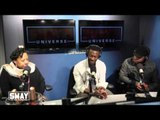 """Aldis Hodge Speaks on Learning to Rap for """"Straight Outta Compton"""" & New Series """"Underground"""""""