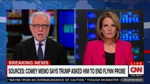 Gloria Borger: 'Why did Trump ask Sessions and Pence to leave? Did he know what he was about to do?'