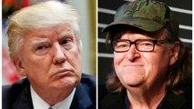 Michael Moore Making Trump Documentary Called 'Fahrenheit 11/9'