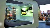 A High Tech Bed To Wish You Good Night Sleep - High tech bedroom furniture - High tech beds for sale