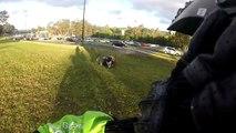 Dirt & Road Bikes Crashes  Crazy Brutal Bikers Motorcycles Crashes Ep. 11
