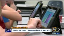 21st century upgrade provides unique opportunity for classroom in Yavapai County