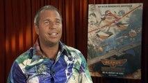 PLANES 2 - Making of - Kai Ebel und Henning Baum im Synchronstudio  - Disney HD (deutsch _