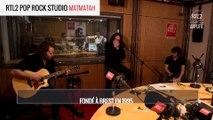 MATMATAH - The Wind Cries Mary RTL2 POP ROCK STUDIO
