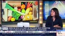 """Quitoque, une start-up spécialisée dans la livraison de """"paniers-recettes"""" - 17/05"""