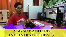 Nei India review - NEI India STUDENTS OPINION about NEI INDIA Part 4 - YouTube (360p)