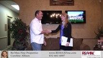Caroline Allison - Expert Realtor Associate in Remax Fine Properties, Houston, TX