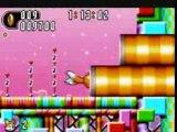 Sonic Advance 2 Tails zone 2b