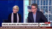 Joe Scarborough downplays fears abou