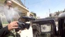 Un journaliste manque de se prendre une balle grâce à sa caméra GoPro
