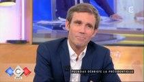 """Écarté du 20H de France 2, David Pujadas en faisait encore la promo vendredi en évoquant """"les bonnes audiences"""""""