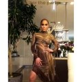Jennifer Lopez HOT dress video! JLO is the hottest singer ever! And the booty is bigger than life!