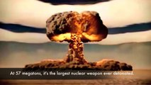 Nuclear Weapons - Amazing Time-Lapse History Of 2,053 Atomic Bomb Test Explosions