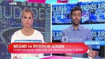 Comparamos los precios de las zapatillas entre Miami y Buenos Aires